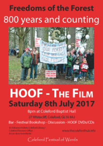 HOOF Film Poster 2017 red (Mobile)